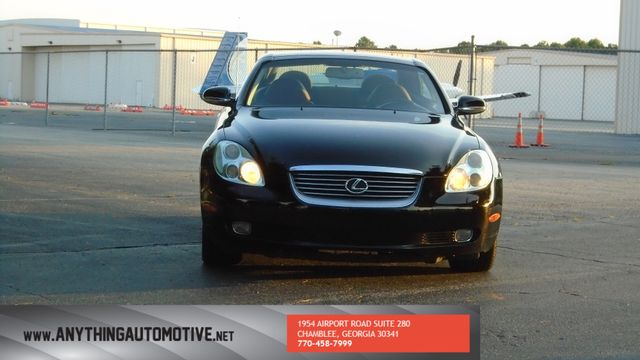 2005 Lexus SC 430 Atlanta, Georgia 7