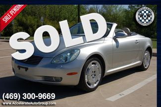 2005 Lexus SC 430 LOW MILES in Rowlett