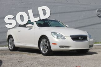 2005 Lexus SC 430 Hollywood, Florida