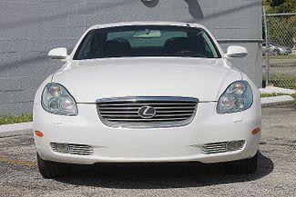 2005 Lexus SC 430 Hollywood, Florida 12