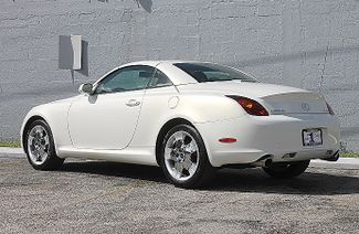 2005 Lexus SC 430 Hollywood, Florida 7