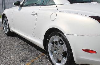 2005 Lexus SC 430 Hollywood, Florida 8