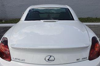 2005 Lexus SC 430 Hollywood, Florida 44