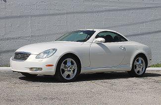 2005 Lexus SC 430 Hollywood, Florida 46