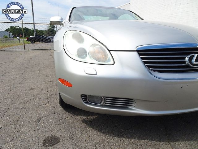 2005 Lexus SC 430 430 Madison, NC 10