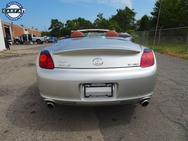 2005 Lexus SC 430 430 Madison, NC 17