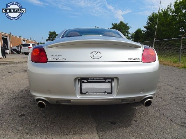 2005 Lexus SC 430 430 Madison, NC 5
