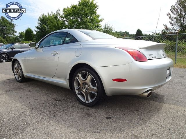 2005 Lexus SC 430 430 Madison, NC 6