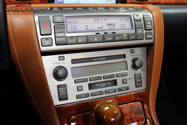 2005 Lexus SC 430 Merrillville, Indiana 21