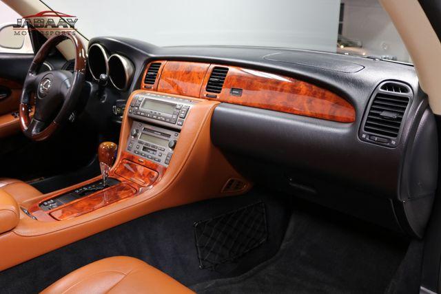 2005 Lexus SC 430 Merrillville, Indiana 16
