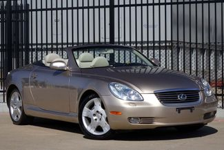 2005 Lexus SC 430 * Leather* Hard Top Convert*    Plano, TX   Carrick's Autos in Plano TX
