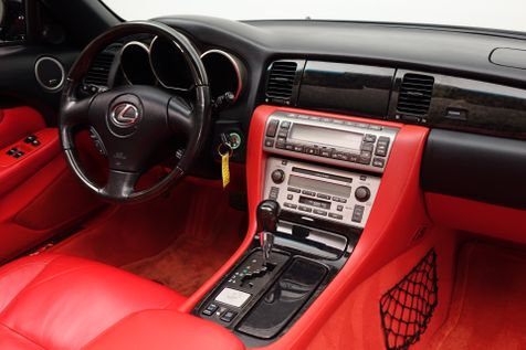 2005 Lexus SC 430 Pebble Beach* Red Leather* Nav* Rare Car* EZ Fin* | Plano, TX | Carrick's Autos in Plano, TX