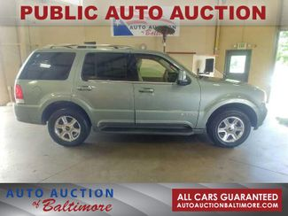 2005 Lincoln Aviator  | JOPPA, MD | Auto Auction of Baltimore  in Joppa MD