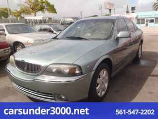 2005 Lincoln LS w/Luxury Pkg Lake Worth , Florida