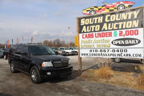 2005 Lincoln NAVIGATOR  in Harwood, MD