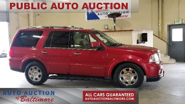 2005 Lincoln NAVIGATOR  | JOPPA, MD | Auto Auction of Baltimore  in Joppa MD
