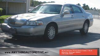 2005 Lincoln Town Car Signature Atlanta, Georgia