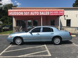 2005 Lincoln Town Car in Myrtle Beach South Carolina