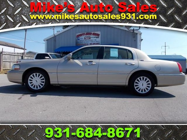 2005 Lincoln Town Car Signature Limited Shelbyville, TN