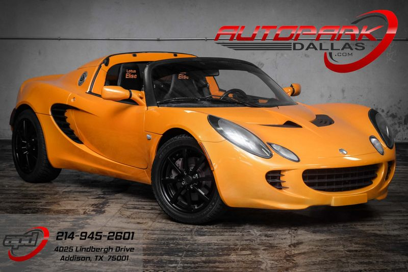 2005 Lotus Elise  in Addison TX