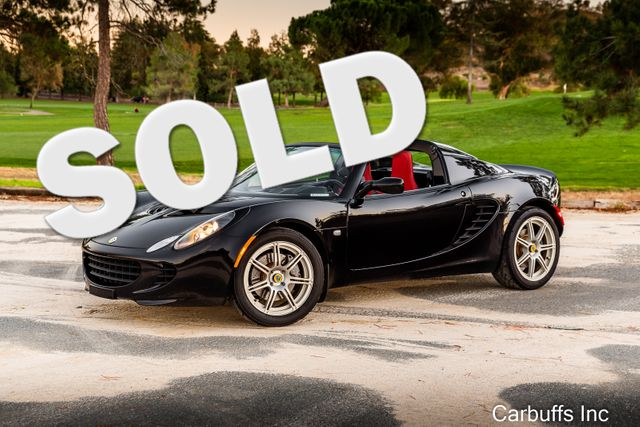 2005 Lotus Elise Roadster | Concord, CA | Carbuffs in Concord