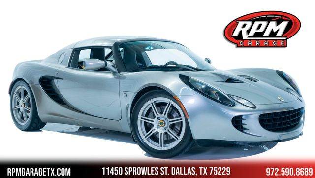2005 Lotus Elise with Many Upgrades