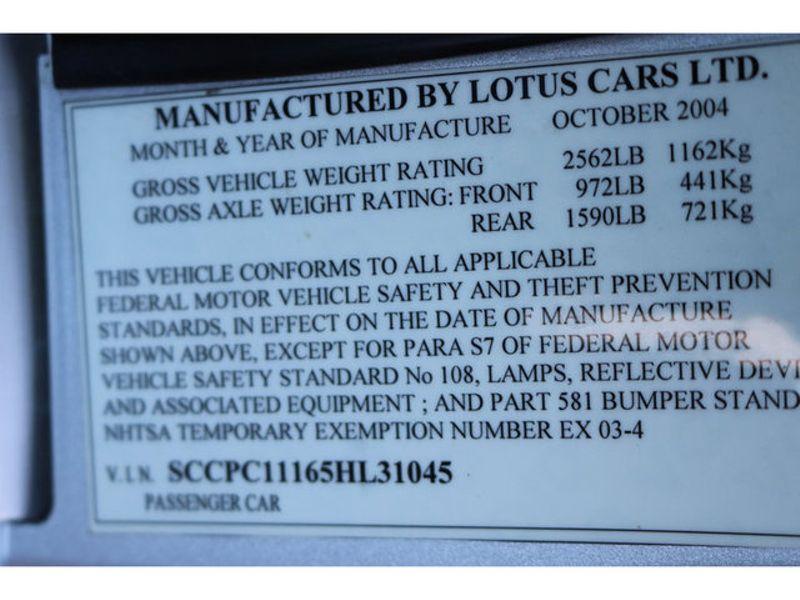 2005 Lotus Elise   in Las Vegas, NV