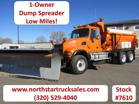 2005 Mack Granite Plow/Dump Truck  in St Cloud, MN