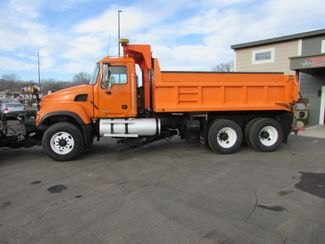 2005 Mack Mack Granite PlowDump Truck WSander   St Cloud MN  NorthStar Truck Sales  in St Cloud, MN