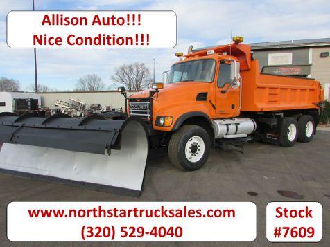 2005 Mack  Granite Plow/Dump Truck W/Sander  in St Cloud, MN
