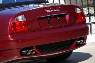 2005 Maserati Spyder Cambiocorsa * SKYHOOK * Xenons * GPS * 38k Miles * Plano, Texas 15