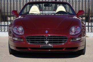 2005 Maserati Spyder Cambiocorsa * SKYHOOK * Xenons * GPS * 38k Miles * Plano, Texas 6