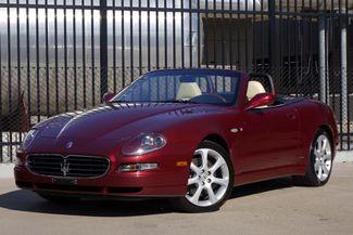 2005 Maserati Spyder Cambiocorsa * SKYHOOK * Xenons * GPS * 38k Miles * Plano, Texas 1