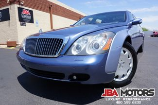 2005 Maybach 62 Maybach 62 LWB Sedan Long Wheel Base ~ LOW MILES! | MESA, AZ | JBA MOTORS in Mesa AZ
