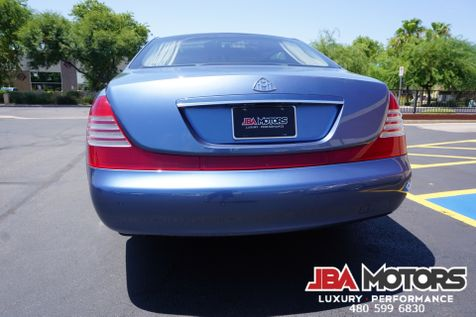 2005 Maybach 62 Maybach 62 LWB Sedan Long Wheel Base ~ LOW MILES! | MESA, AZ | JBA MOTORS in MESA, AZ