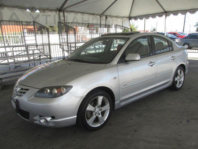 2005 Mazda Mazda3 s Gardena, California