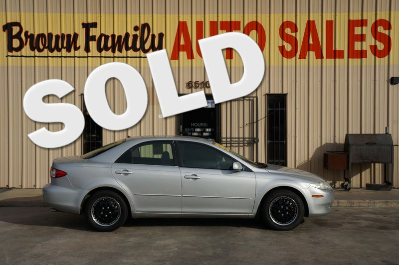 2005 Mazda Mazda6 i | Houston, TX | Brown Family Auto Sales in Houston TX