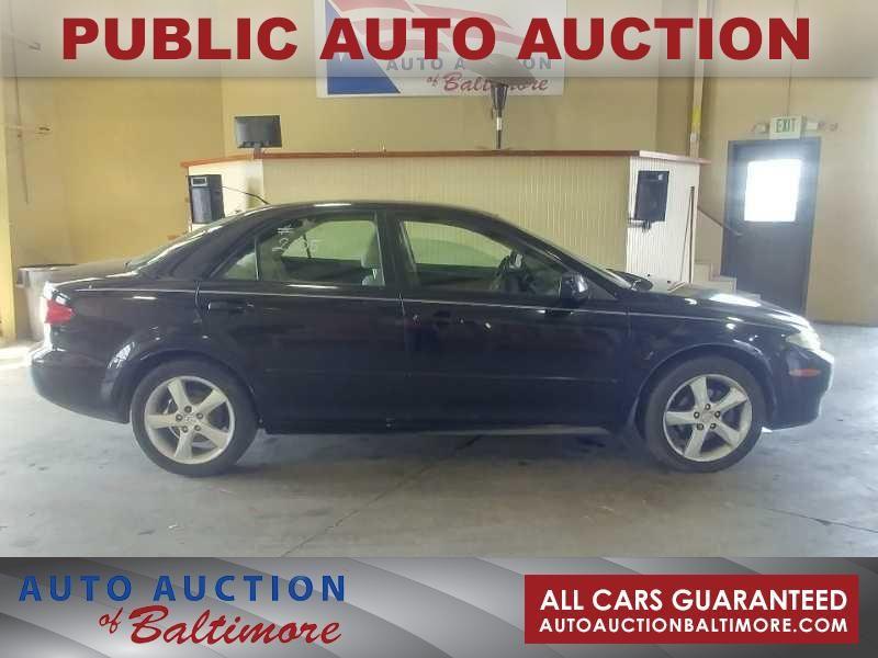 2005 Mazda Mazda6 i | JOPPA, MD | Auto Auction of Baltimore  in JOPPA MD
