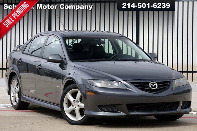 2005 Mazda Mazda6 Sport s *** EZ FINANCE ***