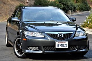 2005 Mazda Mazda6 Grand Touring s in Reseda, CA, CA 91335