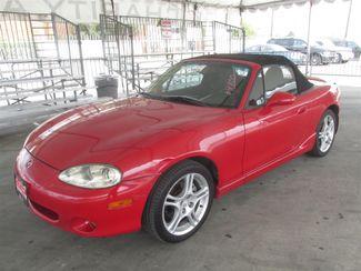 2005 Mazda MX-5 Miata LS Gardena, California