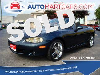 2005 Mazda MX-5 Miata Cloth   Nashville, Tennessee   Auto Mart Used Cars Inc. in Nashville Tennessee