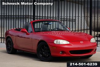 2005 Mazda MX-5 Miata **** ACCIDENT FREE LEATHER MIATA*** in Plano TX, 75093