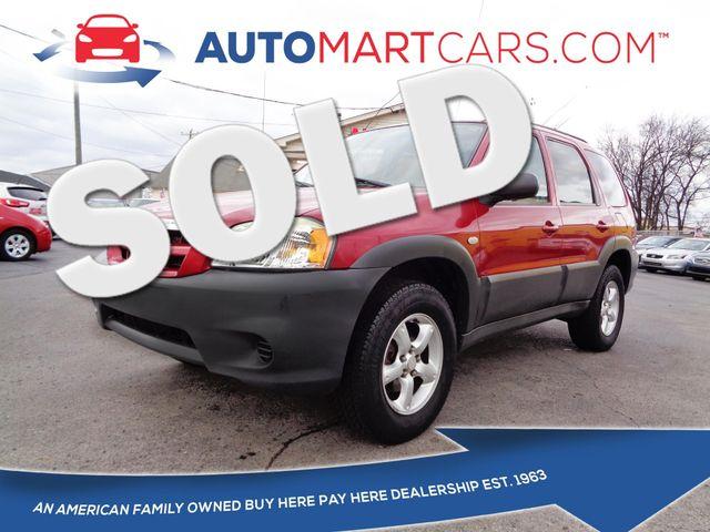 2005 Mazda Tribute i | Nashville, Tennessee | Auto Mart Used Cars Inc. in Nashville Tennessee