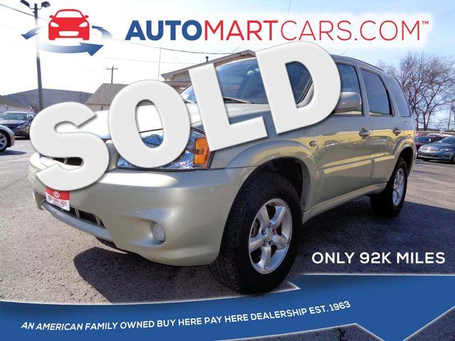 2005 Mazda Tribute s | Nashville, Tennessee | Auto Mart Used Cars Inc. in Nashville Tennessee