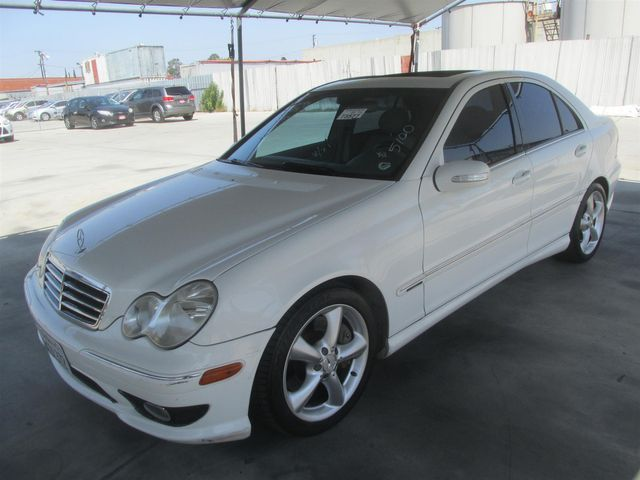 2005 Mercedes-Benz C230 1.8L Gardena, California