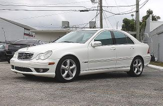 2005 Mercedes-Benz C230 1.8L Hollywood, Florida 5