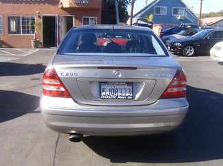 2005 Mercedes-Benz C230 1.8L Los Angeles, CA 8