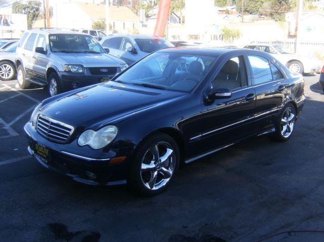 2005 Mercedes-Benz C230 1.8L Los Angeles, CA