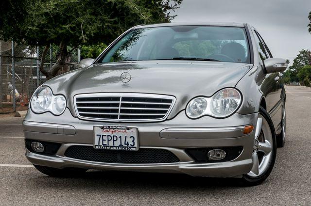 2005 Mercedes-Benz C230 1.8L Reseda, CA 2